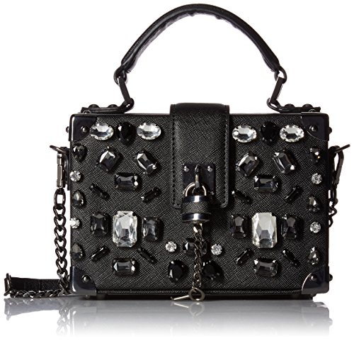 59e17dd33e8 Aldo Valbiano Top Handle Handbag, Black – Anna's Collection