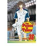 [ The Prince of Tennis, Volume 36 Konomi, Takeshi ( Author ) ] { Paperback } 2010