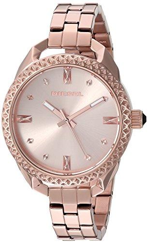 Diesel Women's DZ5549 Shawty Rose Gold Watch