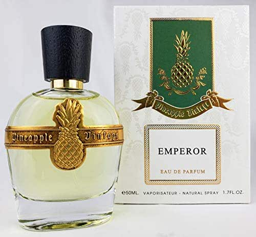 Parfums Vintage Emperor 50ml/ 1.7fl oz Eau de Parfum Spray New in Box