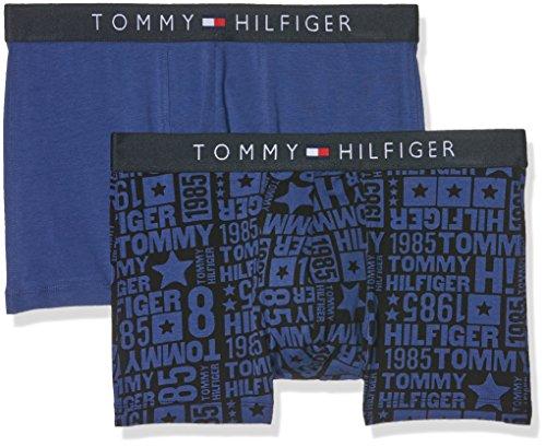 Men's pt Hilfiger 2 Tommy Of Pack blueprint blueprint Blue pt Boxer Shorts A5xqdqzw