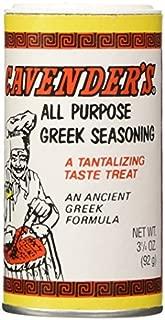 product image for Cavenders All Purpose Greek Seasoning, CASE, 4x5lb