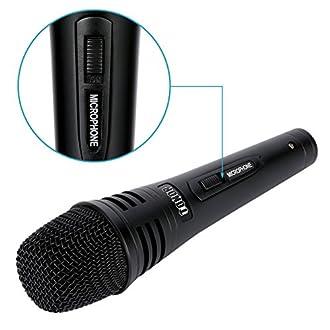 Dynamisches Mikrofon Bild