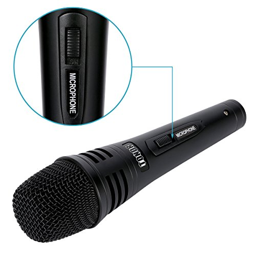 tonor pro vocal dynamic microphone with xlr cable male female import it all. Black Bedroom Furniture Sets. Home Design Ideas