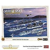 Cruel Seas German Kriegsmarine Fleet Starter Set, World War II Naval Battle Game …