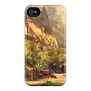 New Arrival Premium 4/4s Case Cover For Iphone (ancient City)