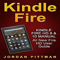 Kindle Fire HD 8 & 10 Manual