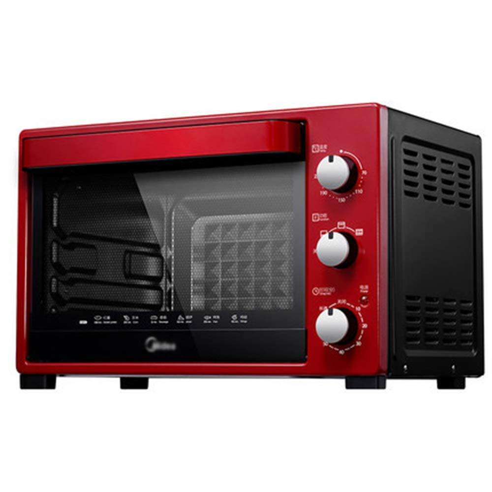 HARDY-YI ミニオーブンオーブン家庭用ミニオーブンキッチンハイパワークォーツ加熱チューブキッチンオーブン B07QLF4D9F