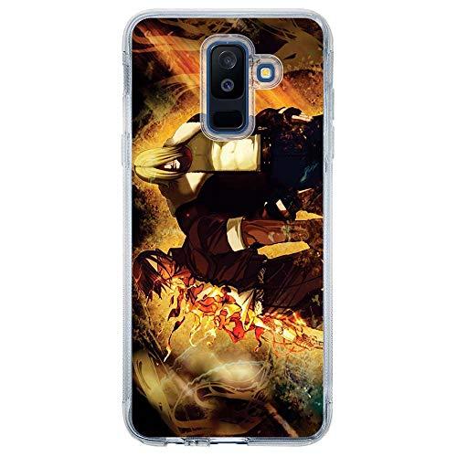 Capa Personalizada Samsung Galaxy A6 Plus A605 Games - GA08