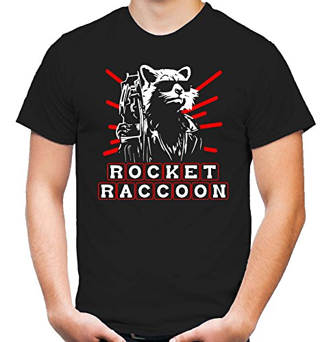 Rocket Raccoon T-Shirt | Funshirt