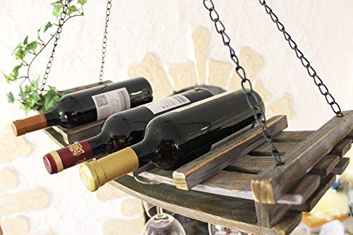 Botellero-5089-techo-estante-de-madera-65-cm-452097-Soporte-para-botellas-Botellero