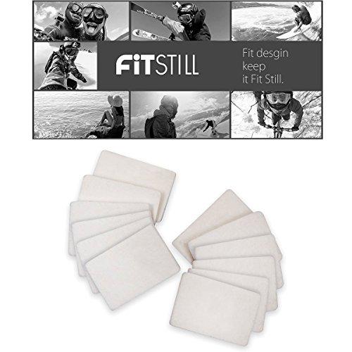 Anti Fog Inserts 24 pcs - Reusable Moisture Absorbing Strips - Humidity Removing Defogger for Underwater Dive Housings | Gopro Hero | SJ4000 SJ5000 | Sony Action Camera