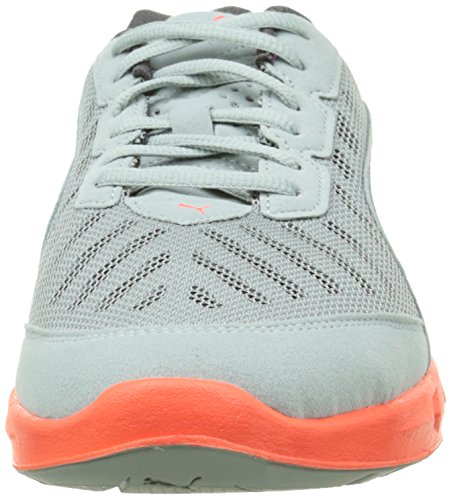 Unisex Adulto de Running Gris Ultimate Quarry Zapatillas Ignite Blast Red Puma wYxqCZnPXA