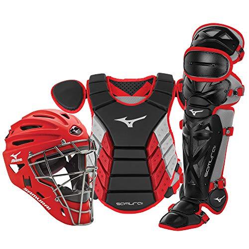 Mizuno Samurai Youth Baseball Catcher's Gear Box Set