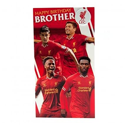 Amazon Official Football Team Epl Gift Liverpool Fc Birthday