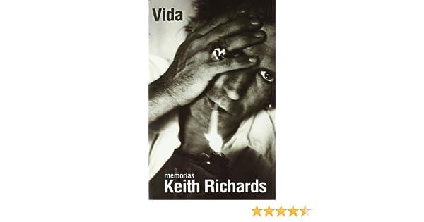 VIDA: MEMORIAS DE KEITH RICHARDS: Amazon.es: KEITH RICHARDS, JAMES FOX: Libros