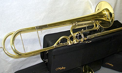 Contrabass Trombone in the key of F