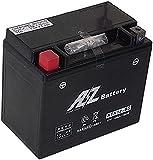 AZ [ エーゼット ] シールド型 バイク用バッテリー [ 液入充電済 ] ATX12-BS