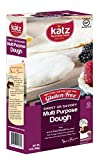 Katz Gluten Free All Purpose Dough, 16 Ounce, Certified Gluten Free - Kosher - Dairy Free, Nut Free, & Soy free - (Pack of 6)