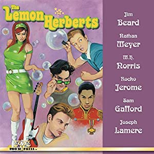 The Lemon Herberts Audiobook