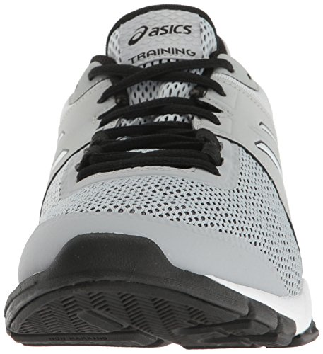 visit ASICS Men's Gel-Craze TR 4 Cross-Trainer Shoe Mid Grey/White/Black for sale the cheapest cheap low cost free shipping visa payment sale 2014 KEstHE2JT