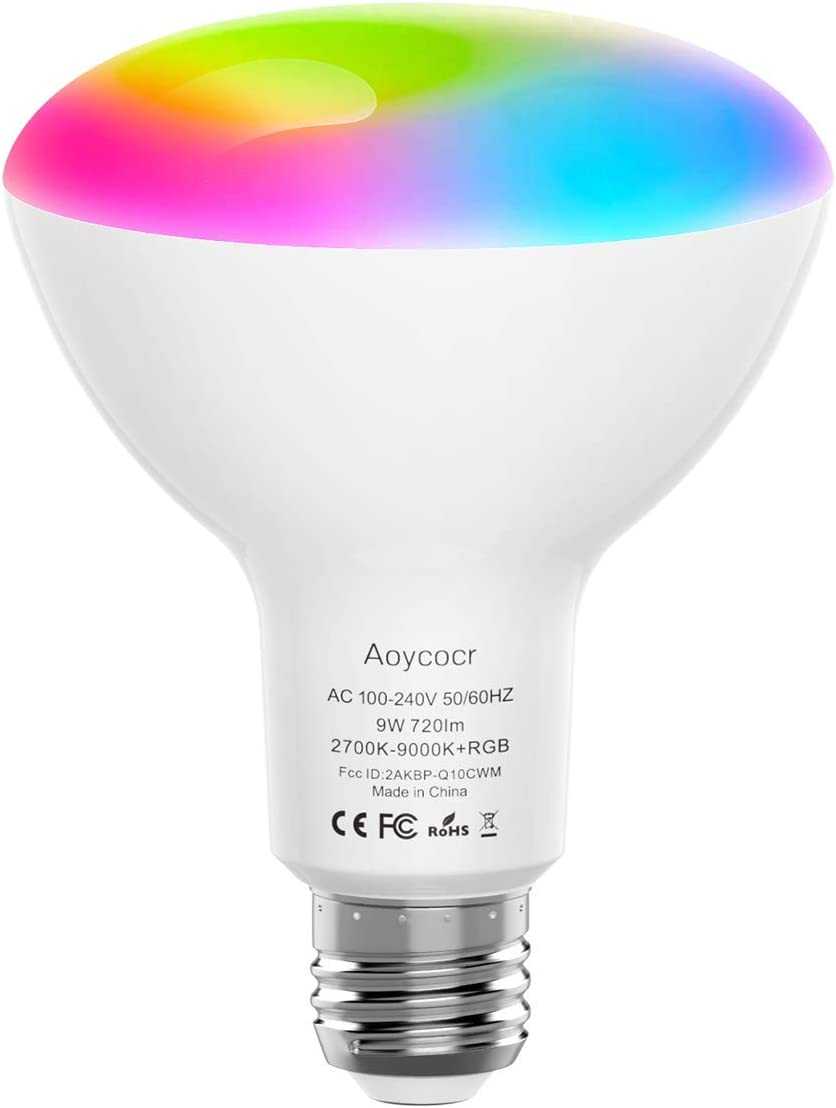 Aoycocr Q10CWM BR30 9W 720lm