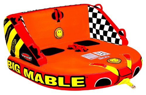 Big Mable Towable Tube - Water Tube Ski Inflatable Towable