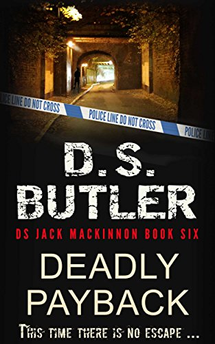 book cover of Deadly Payback