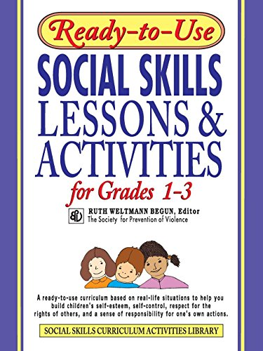 Ready-to-Use Social Skills Lessons & Activities for Grades 1-3 ()
