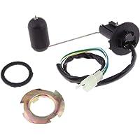 Homyl Calibrador Del Transmisor Del Sensor De Nivel Del Tanque De Combustible Diesel/Gasolina Para Yamaha RSZ 125