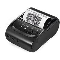KKmoon POS-5802DD Mini Portable Bluetooth USB Thermal Printer Receipt Ticket POS Printing for iOS Android Windows