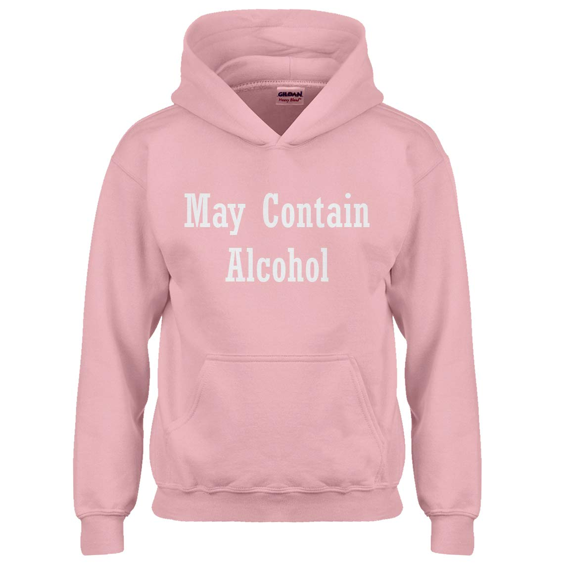 Indica Plateau Youth May Contain Alcohol Kids Hoodie