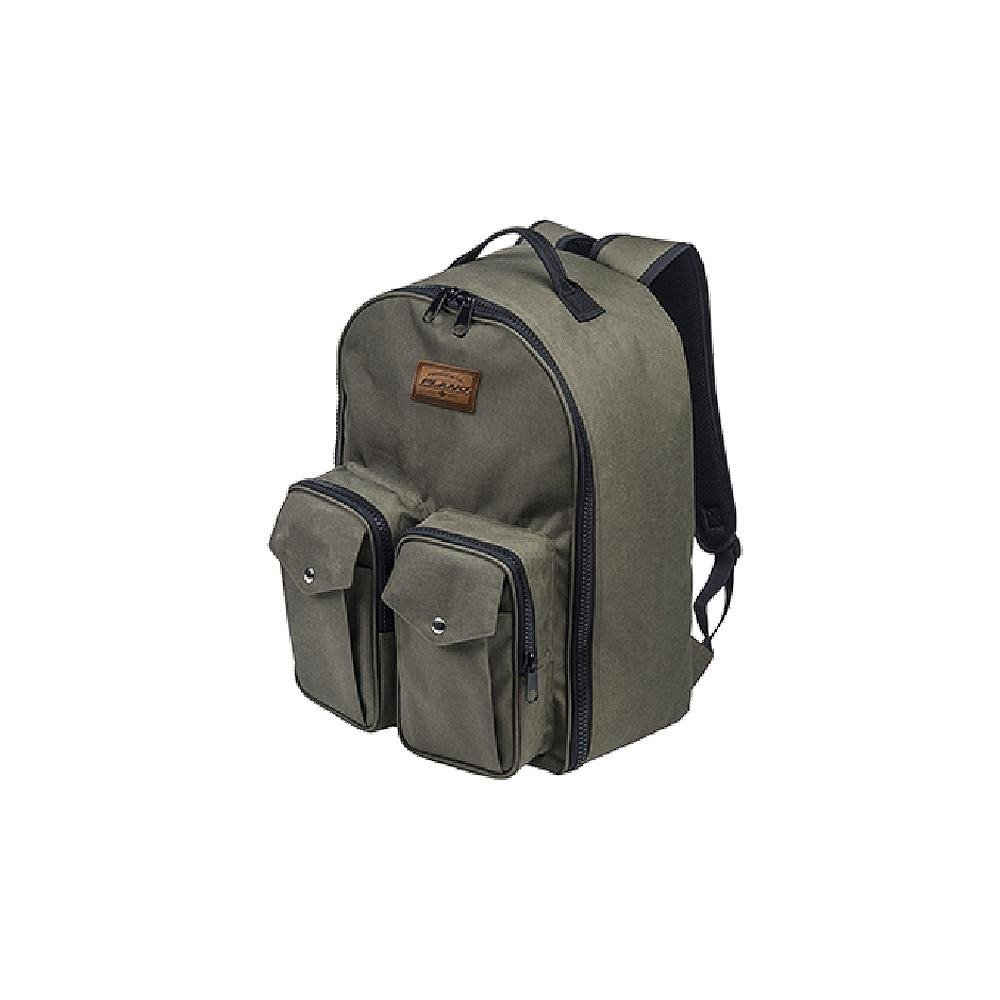 Plano 414100 3600 A-Series Tackle Back Pack, Green by Plano