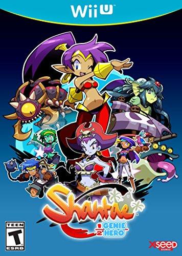 Shantae: Half-Genie Hero - Risky Beats Edition - Wii U