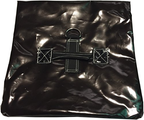 Vinyl Sand Bag, 6 Pack, Support/Anchor for Inflatables, Bounce Houses and Tents by Gorilla Bounce (Image #1)