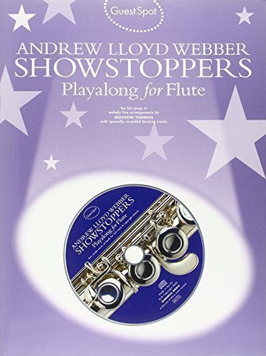 Showstoppers: Guest Spot for Flute by Andrew Lloyd Webber (2005-02-14) ()