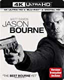 Jason Bourne [4K Ultra HD + Blu-ray + Digital HD]