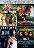 Condemned & Bloodsport & Lock Up & Ticker [DVD] [Region 1] [US Import] [NTSC]