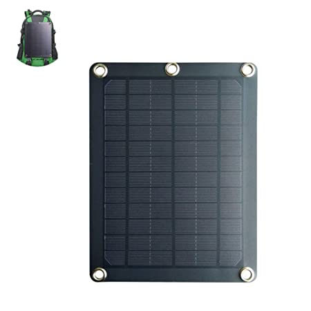 Naduew Panel Solar, Cargador Solar Bolsa de Carga móvil ...