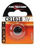 panasonic battery cr 1616 3v - Ansmann 5020132 Coin Cell CR 1616