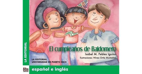 Amazon.com: El cumpleaños de Baldomero (Dos Lenguas/ Two ...