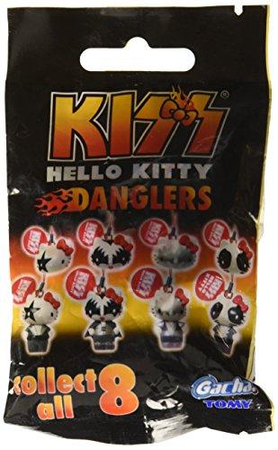 - Sanrio Hello Kitty Kiss Phone Charms Danglers Tomy Gacha