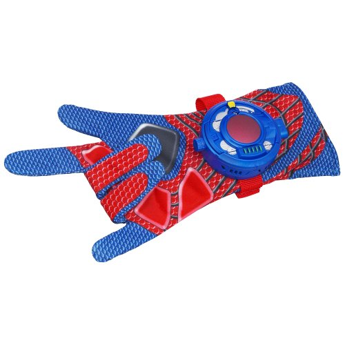 The Amazing Spider-Man Hero FX Glove]()