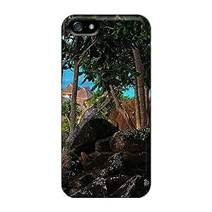 NikRun Case Cover For Iphone 5/5s Ultra Slim VKgCw3502TqdUN Case Cover