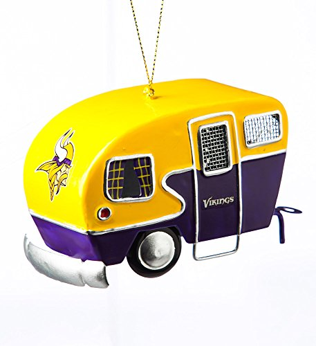 Minnesota Vikings Camper Ornament