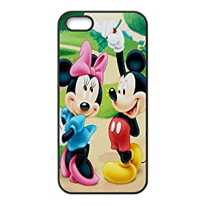 Disney Mickey and Minnie Case Cover For iPhone 5S Case