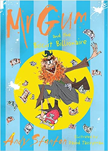 Image result for mr gum and the biscuit billionaire
