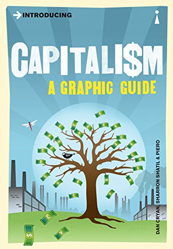 Introducing Capitalism: A Graphic Guide (Introducing...) cover