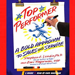 Top Performer Audiobook