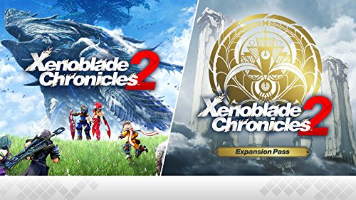 Xenoblade Chronicles 2 + Expansion Pass DLC Bundle - Nintendo Switch [Digital Code] by Nintendo
